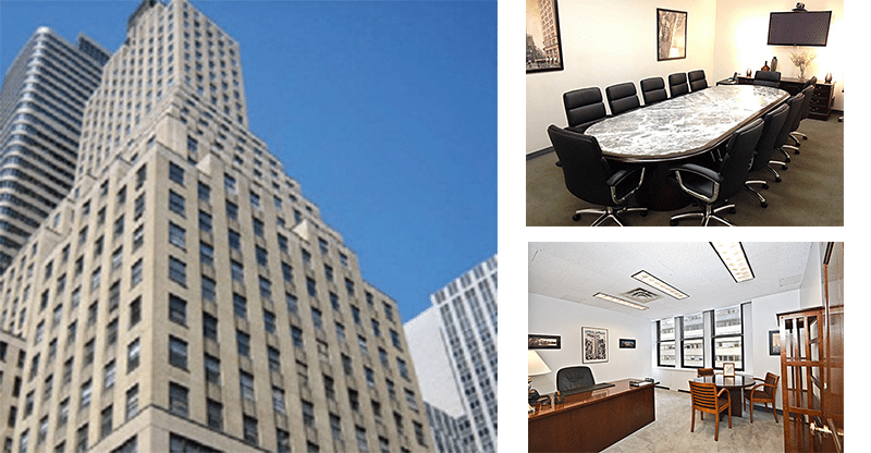 New York Shared and Flexible Office Space