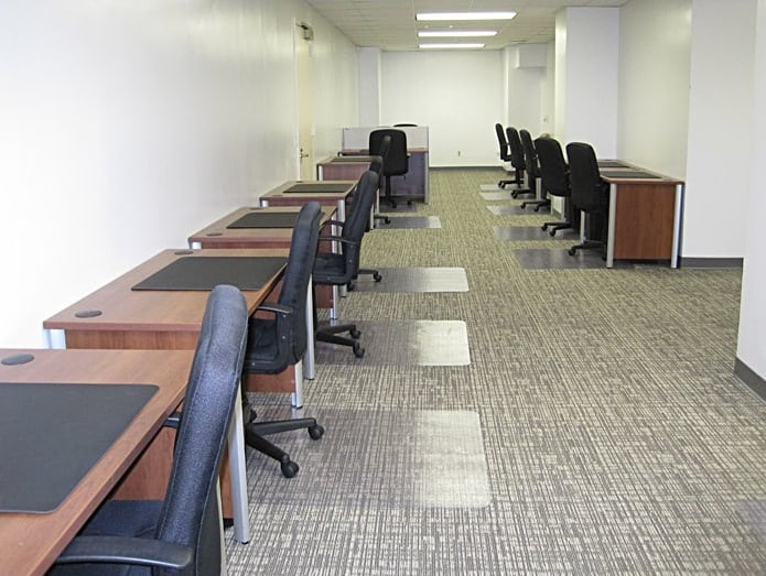 Coworking space and shared office space in nyc nyc Shared office space design