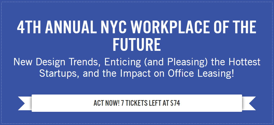 4th Annual NYC Workplace of the Future