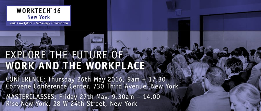 Workplace New York 2016