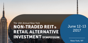 Non-Traded REIT & Retail Alternative Investment Symposium