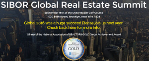 SIBOR Global Real Estate Summit