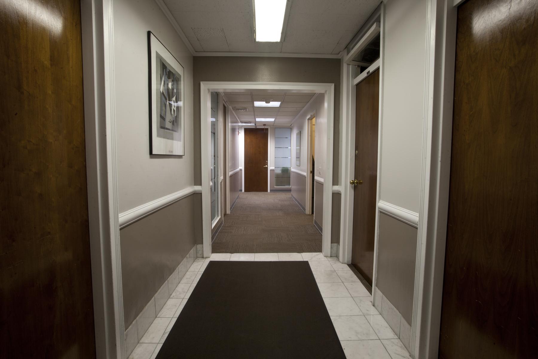 Graybar Hallway